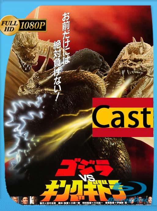 Godzilla VS King Ghidorah [1080p] [Castellano] [GoogleDrive] [tomyly]