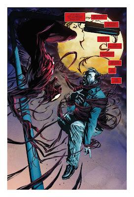Auszug aus: Marvel: Carnage - Blutrausch aus dem Panini-Verlag