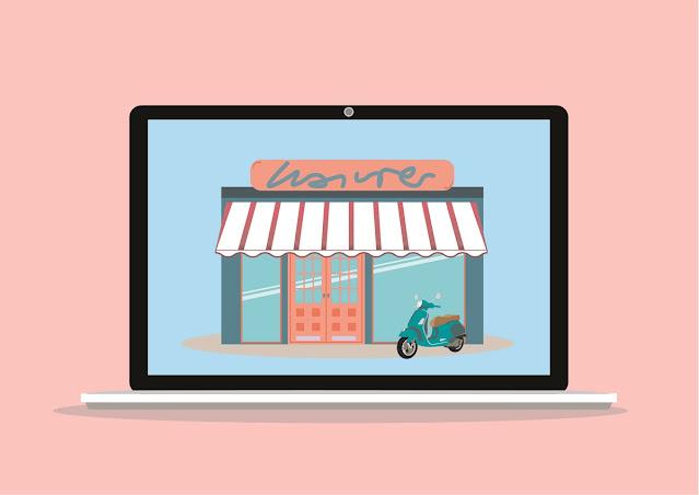 langkah membuat bisnis online