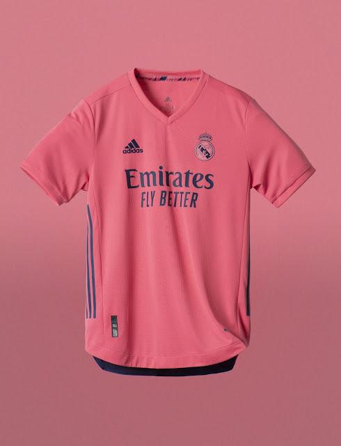 قميص ريال مدريد الاحتياطي الجديد 2020