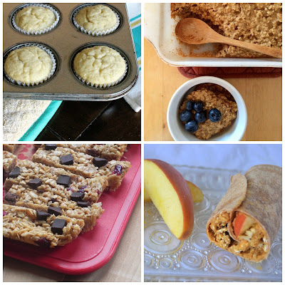 13 Back to School Breakfasts