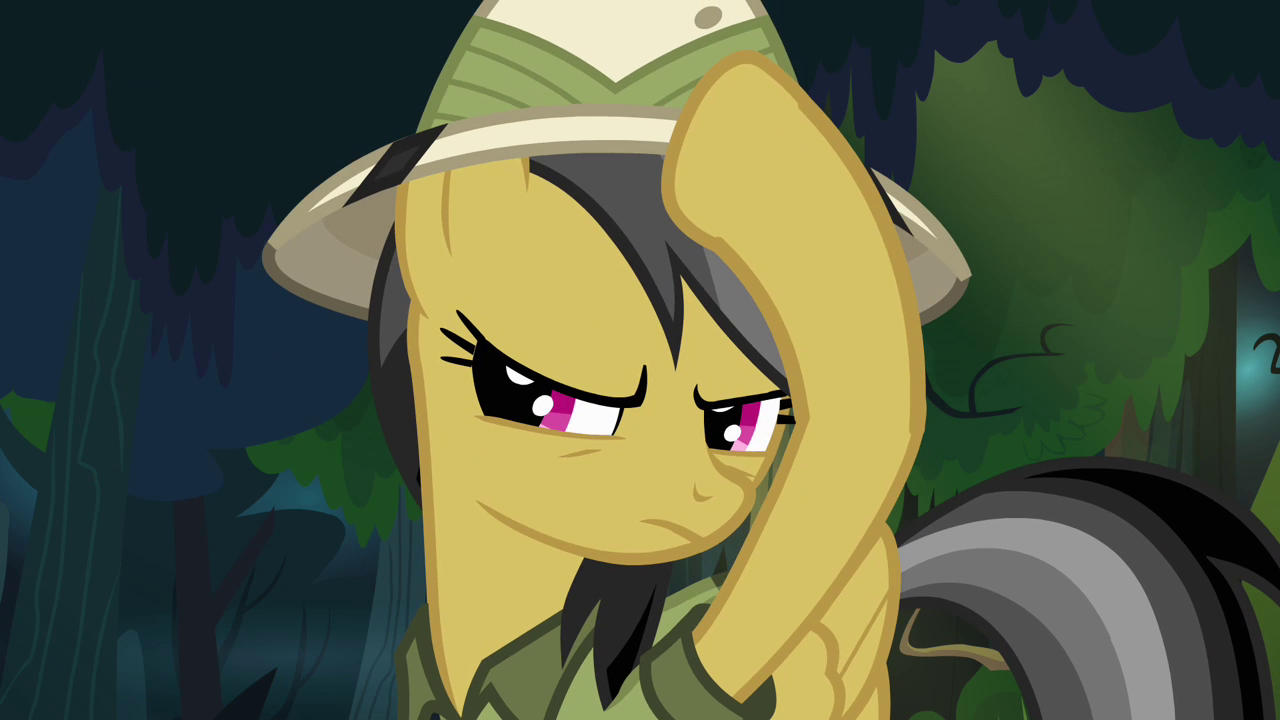 Equestria Daily - MLP Stuff!: Story: Daring Do's Ghost(writer)