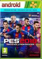 تحميل لعبة جاتا بيس 2018 للأندرويد DOWNLOAD PES 2018 PSP ANDROID APK