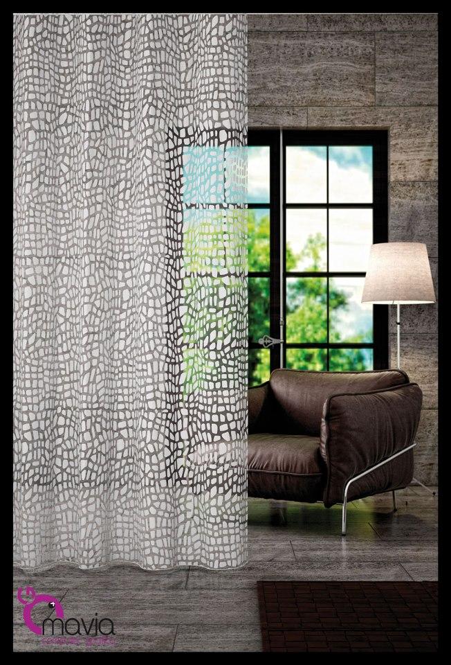 Arredamento di interni tende per interni moderne tessuti for Tende da arredamento per interni