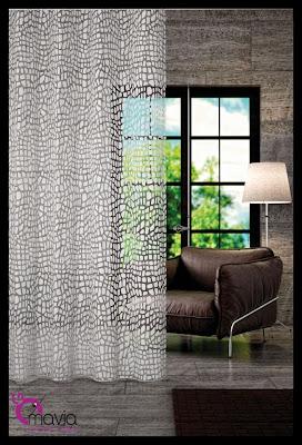 Arredamento di interni tende per interni moderne tessuti for Tende per interni arredamento moderno