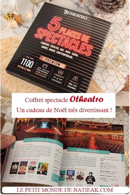 Coffret Culture'in The City spectacle premium