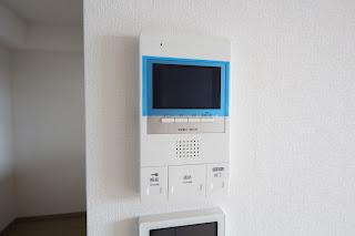 徳島市 新築 賃貸 オートロック モニター付きインターホン