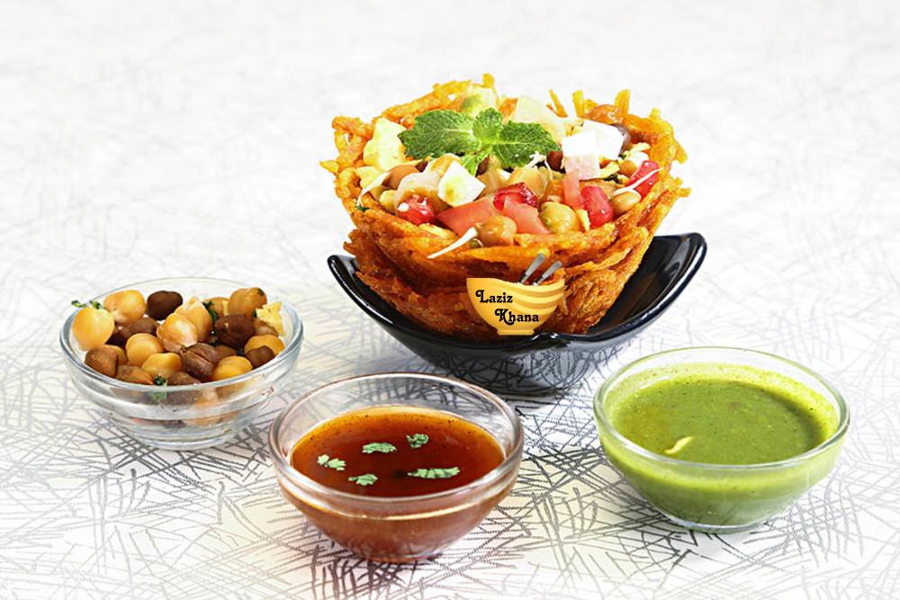Katori Chaat Recipe in Hindi