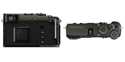 Spesifikasi Fujifilm X-Pro3