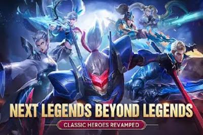 Skin Mobile Legend Bang Bang Terbaru 2021