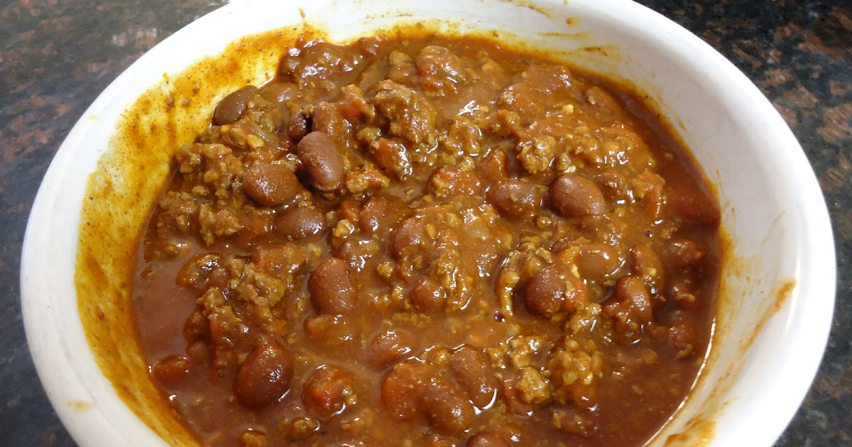 Egg Allergy Cooking: Slow-Cooker Chili