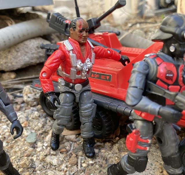 Cobra Flying Scorpion, Escorpiao Voador, Patrulha Do Ar, Sky Patrol, Brazil, Estrela, RIOT Commando, Zica Toys, Eagle Force, Palitoy, Shadowtrak, Red Shadows