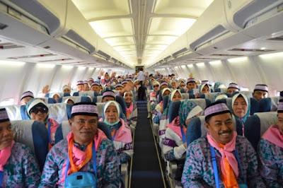 Tips Nyaman dan Aman Dalam Pesawat Menuju Tanah Air