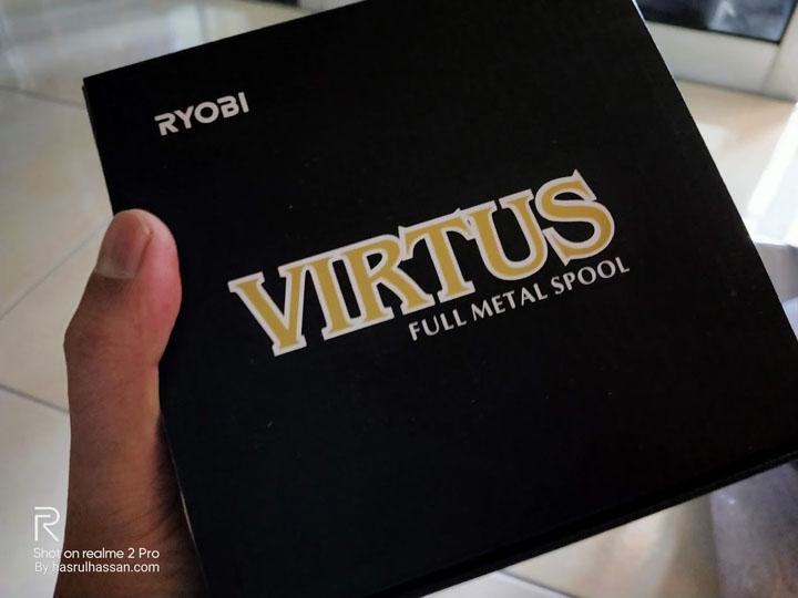Ryobi Virtus 5000 Metal Spool