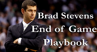 Brad Stevens Specials Playbook (Video)