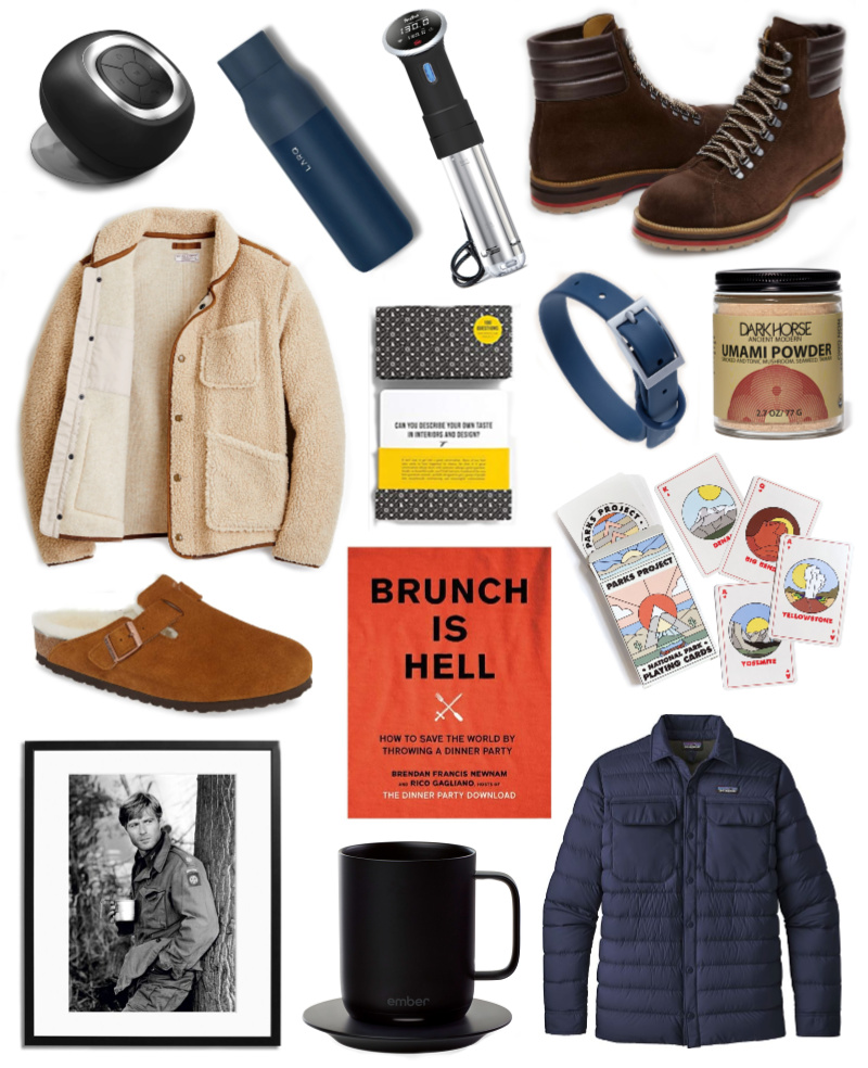 13278018cc7a93 Another holiday season, another shopping list with only one guy on it (Hi  Dad!). But, gift guides aren't just about me, obviously. You guys have  brothers, ...
