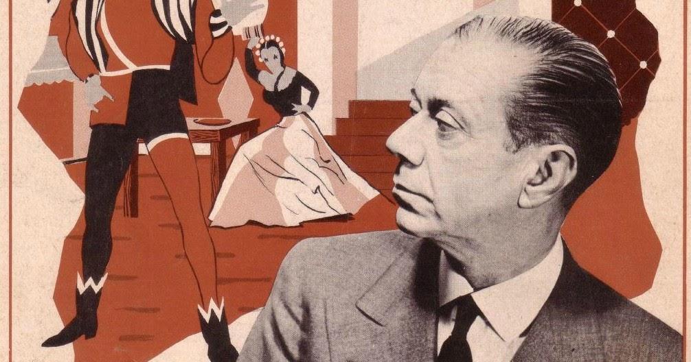 Gay Personalities Cole Porter Spinemen