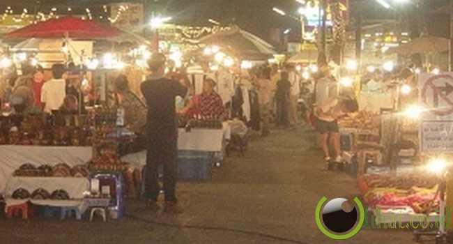 Pasar Malam Chiang Mai, Thailand