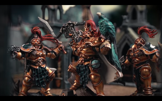 Farstriders Shadespire