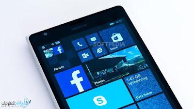 لانشر لتحويل هاتفك الأندرويد إلى windows 10 phone