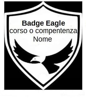Badge Eagle Corsi Web