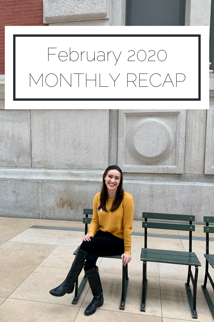 Click to read now or pin to save for later! Check out what I was up to in February