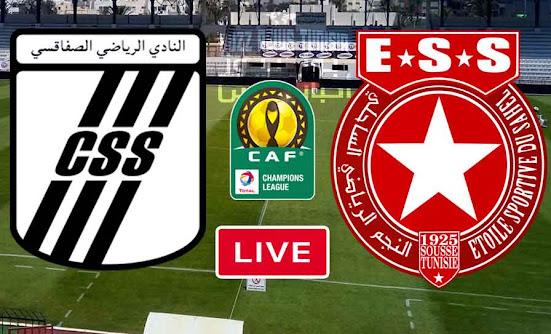 Watch Match Club Sportif Sfaxien vs Etoile Sportive du Sahel Live Streaming