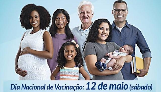 20ª Campanha de Vacinação contra a Influenza em santa Luzia