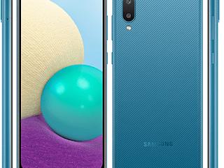 Review Samsung Galaxy M02 untuk Anda