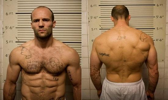 Jason Statham Rutina y Dieta