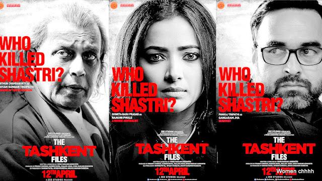 The Tashkent Files Movie Download in HD