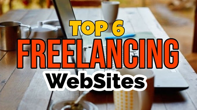 Top 6 freelancing website for Pakistanis.