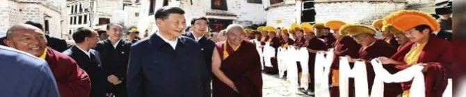 Xi Tibet Visit An Expression of Frustration, Anxiety And Arrogance