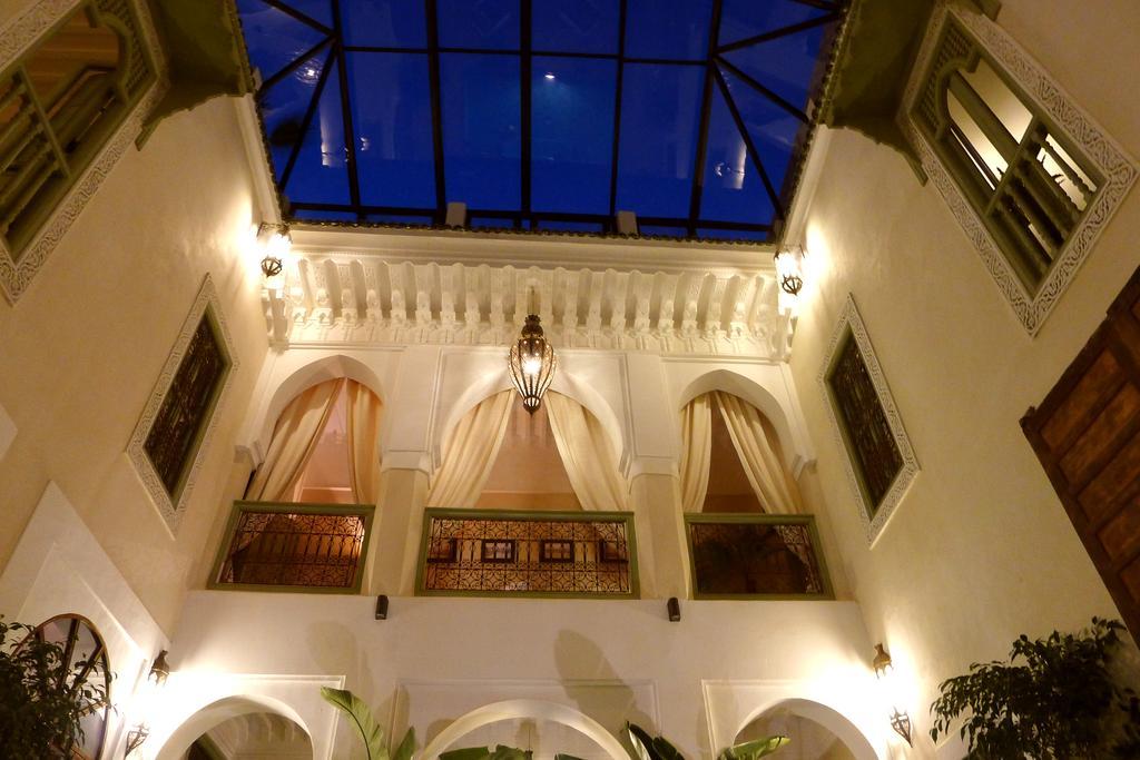riad palacio de las Especias, Marrakech. Ethnic chic