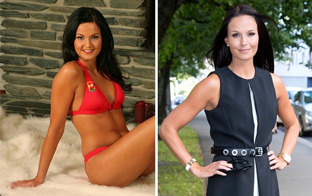 Minttu Virtanen novia de Kimi Raikonen