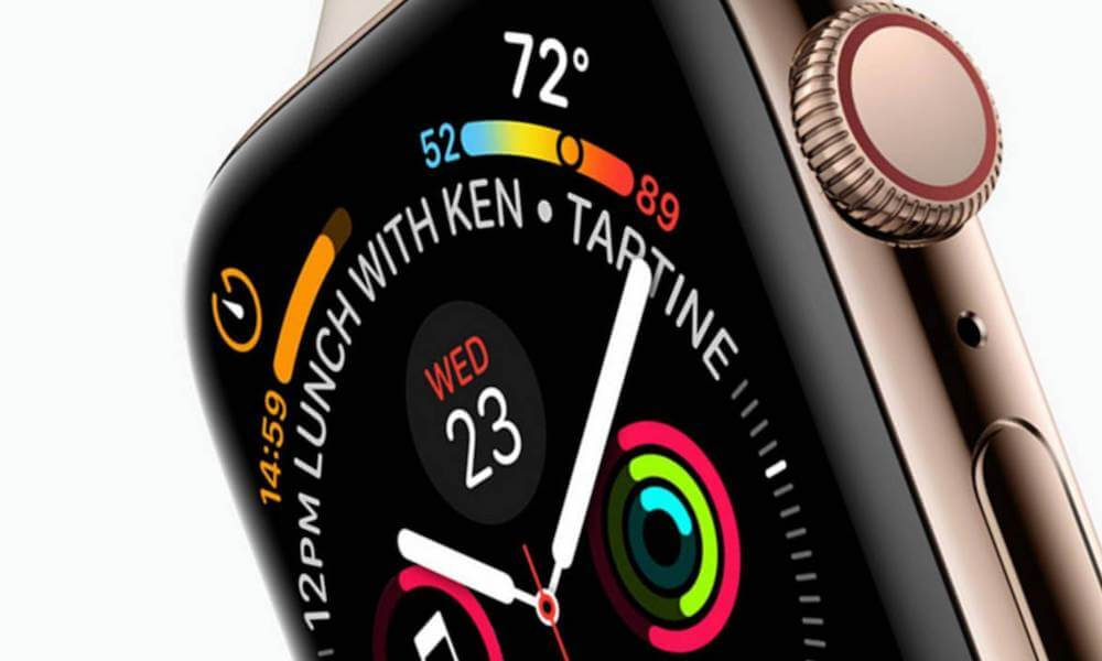 AppleWatch Series 4 -  Check Prices, Specs, Features, Launch Date and More