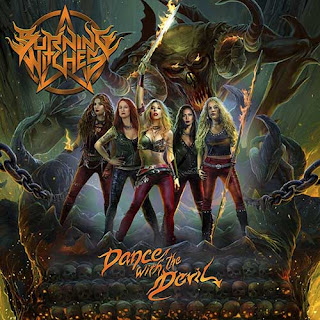 "Burning Witches - ""Dance With The Devil"" (album)"