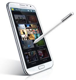 تقرير عن اكتشاف ثغره أمنيه في الهاتف المحمول Galaxy Note II
