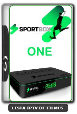 Sportbox One Nova Atualização Correção SKS 61w ON V1.16 - 25-06-2020