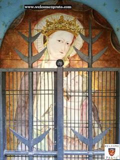 Immagine della copia della Madonna con Bambino