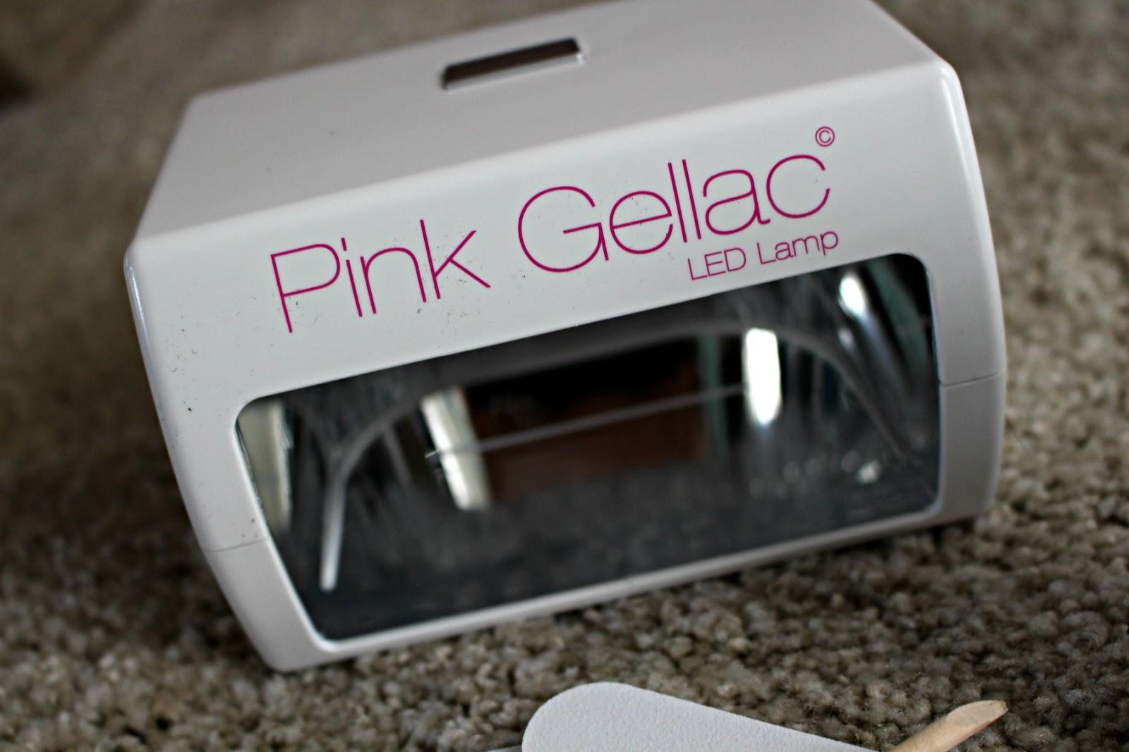 Pink Gellac LED Starterkit