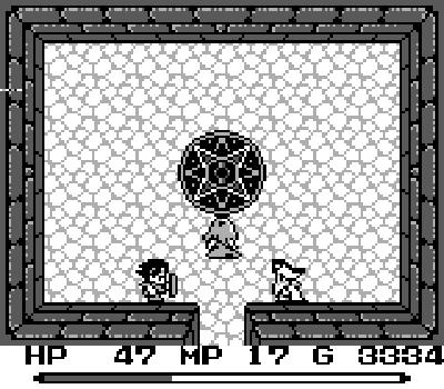 Mystic Quest - Símbolo mágico