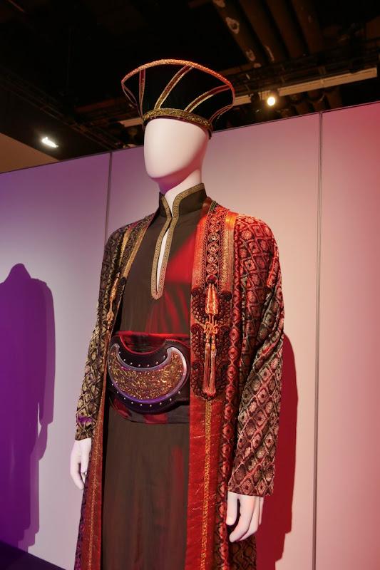 Prince of Persia Nizam movie costume
