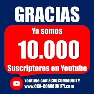 GRACIAS 10.000 SUSCRIPTORES