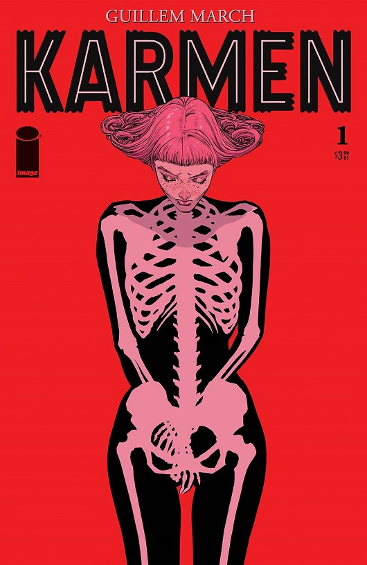Cover of Karmen #1