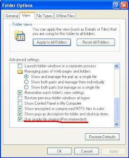 Cara Mengatasi Folder Access Denied Pada Windows / Komputer