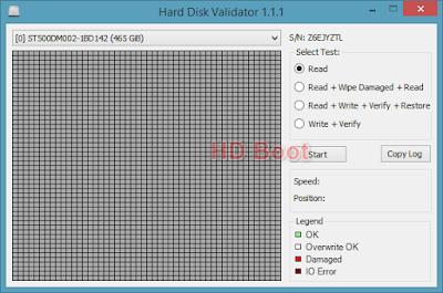download Hard Disk Validator 1.1.1