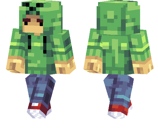 Minecraft Skins et habillages Minecraft