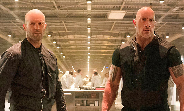Fast Furious: Hobbs Shaw Does this superstar even have a double role