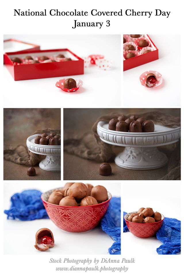 National Chocolate Covered Cherry Day Wishes Lovely Pics